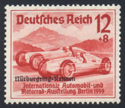 Auto Union S Quot Silver Arrow Quot Race Car Shown Here With The